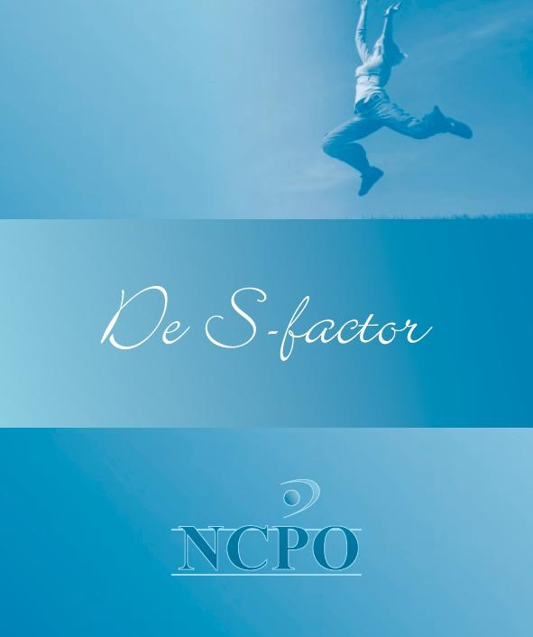 The S-factor thuistraining. in 12 weken start de rest van je